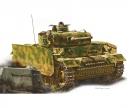 carson 1:35 Pz.Kpfw.III Ausf.M Kursk 1943