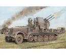 carson 1:35 Sd.Kfz.7/12cm Flakvierling 38 /SFL
