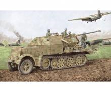 carson 1:35 Sd.Kfz.7/2 3,7cm FLAK 37w/Armor CAB