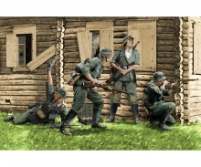 carson 1:35 German Infantry Barbarossa 1941