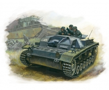 carson 1:35 StuG.III Ausf.B (Neo Smart Kit)