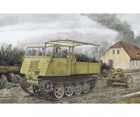 carson 1:35 German RSO/3 w/5cm PaK 38 Smart Kit