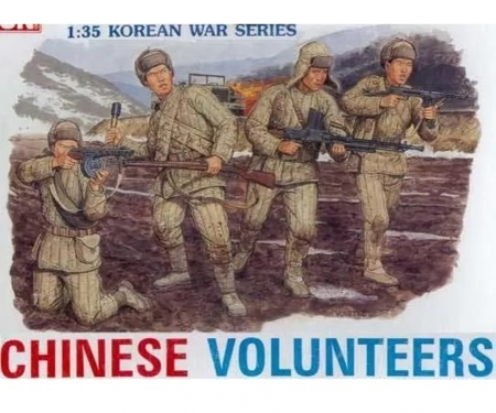 carson 1:35 Chinese Volunteers