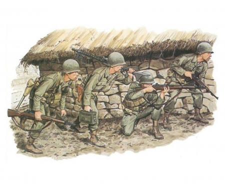 carson 1:35 G.I. (Pusan Perimeter 1950)