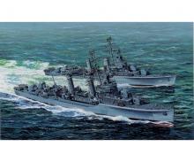 carson 1:700 USS Laffey DD-459 1942 (Smart Kit)
