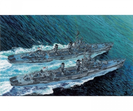 carson 1:700 USS Livermore & Monssen 1942 (SK)