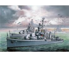 carson 1:700 USS Buchanan DD-484 (Smart Kit)