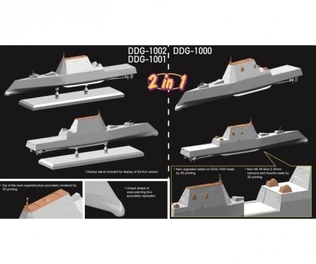 carson 1:700 USS Lyndon B. Johnson (DDG-1002)