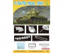 carson 1:72 T-34/76 Mod. 1941