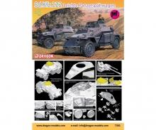 carson 1:72 Sd.Kfz.222 Leichter Panzerspähwagen