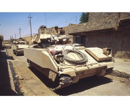 carson 1:72 M3A2 ODS Bradley w/ERA