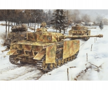 carson 1:72 Pz.Kpfw.IV Ausf.J Mid Production