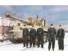 1:72 TigerI EarlyProd.Wittmann's Command