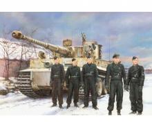 1:72 TigerI EarlyProd.Wittmann's Command