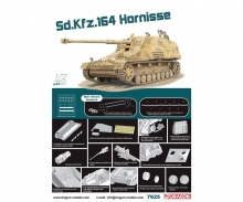 carson 1:72 Sd.Kfz.164 Hornisse w/NEO Track