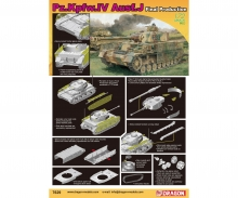 carson 1:72 Pz.Kpfw.IV Ausf.J Final Production