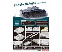 carson 1:72 Pz.Kpfw.III Ausf.L Late Prod. w/Neo