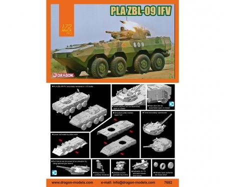 carson 1:72 PLA ZBL-09 IFV