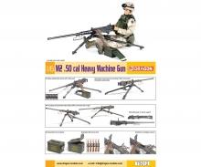 carson 1:6 M2 .50-cal Heavy Machine Gun