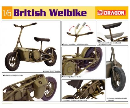 carson 1:6 British Welbike