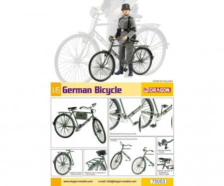 carson 1:6 German Bicycle