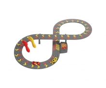 carson 1:64 My First Scalextric Race Set