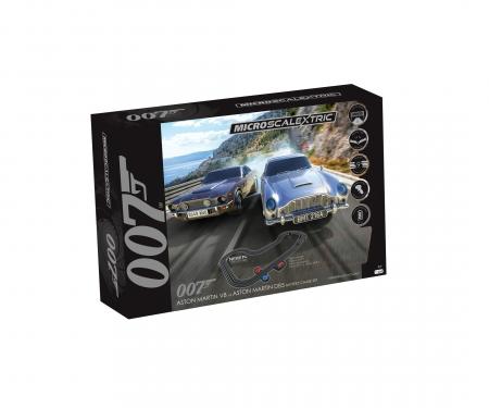 carson 1:64 James Bond 007 Race Set Micro Sc.B.