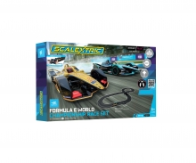 carson 1:32 Sport Spark Plug Formula E Race Set