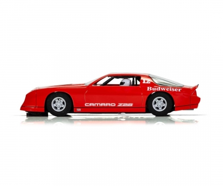 carson 1:32 Chevrolet Camaro IROC-Z Rot HD