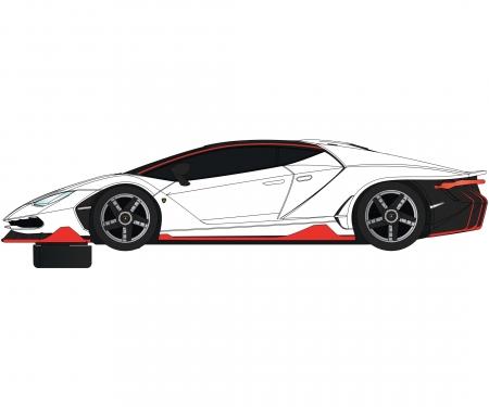 carson 1:32 Lamborghini Centenario - Weiss SR