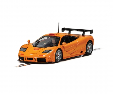 carson 1:32 McLaren F1 GTR Papaya Orange HD