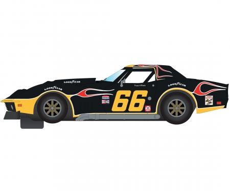 carson 1:32 Chevrolet Corvette #66 Flames HD