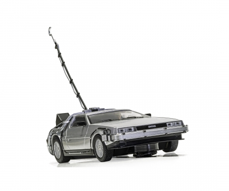carson 1:32 DeLorean -Back to the Future HD