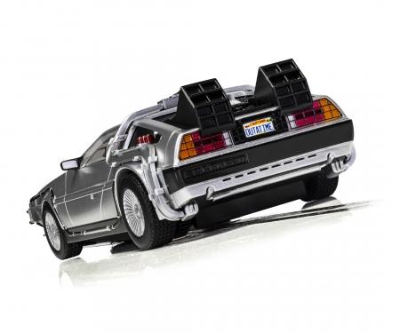 carson 1:32 DeLorean -Back to the Future HD