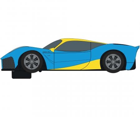 1:32 Rasio C20 - Met. Blue SR