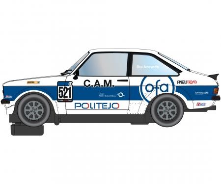 carson 1:32 Ford Escort MK2 RS2000 Gulf Ed.HD