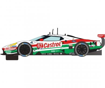 1:32 Ford GT GTE Daytona 2019 #67 HD