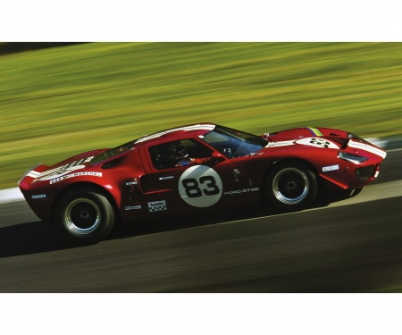 carson 1:32 Ford GT40 Rot #83 HD