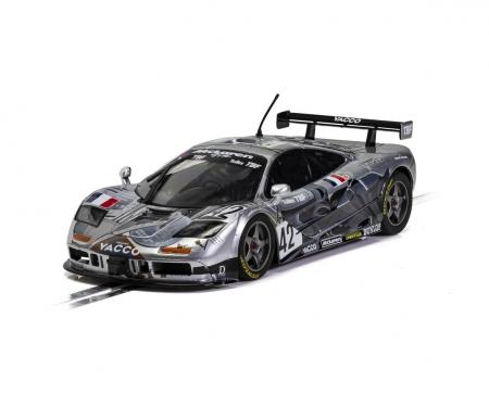 carson 1:32 McLaren F1 GTR LeMans 95 BBA Co. HD