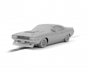 carson 1:32 Dodge Challenger Posey No.76 HD