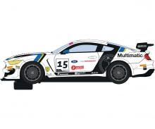 carson 1:32 Ford Mustang GT4 Brit. #15 GT19 HD