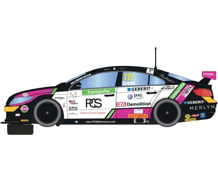 carson 1:32 VW CC Team HARD BTCC 2019 Crees HD