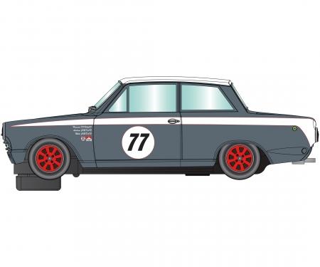 1:32 Ford Lotus Cortina JRT Jordan #77HD