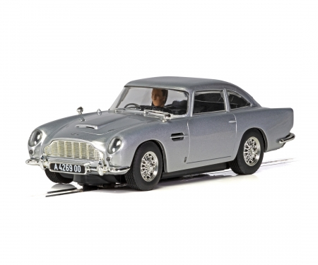 carson 1:32 James Bond Aston Martin DB5 HD NTTD