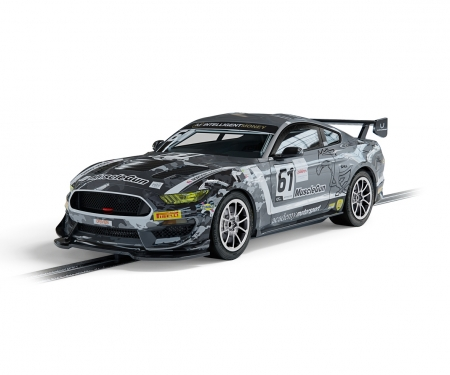 carson 1:32 Ford Mustang GT4 Academy Msp '20 HD