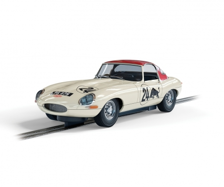 carson Jaguar E-Type Goodwood HD