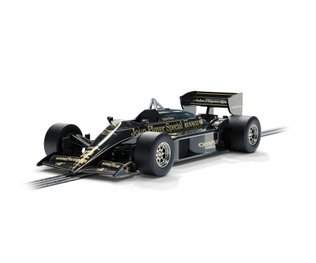 carson 1:32 Lotus 97T Portugal GP 85 A.Senna HD