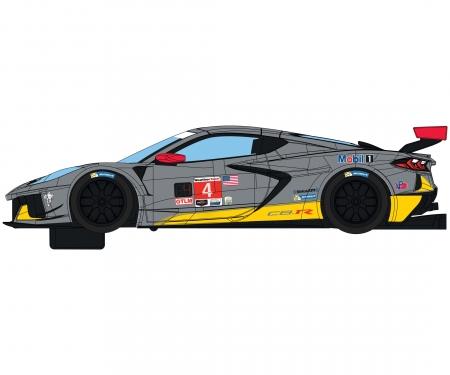 carson 1:32 Corvette C8R Daytona '20 Grau #4 HD