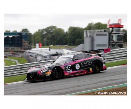 carson 1:32 Mercedes AMG GT3 British GT '20 HD