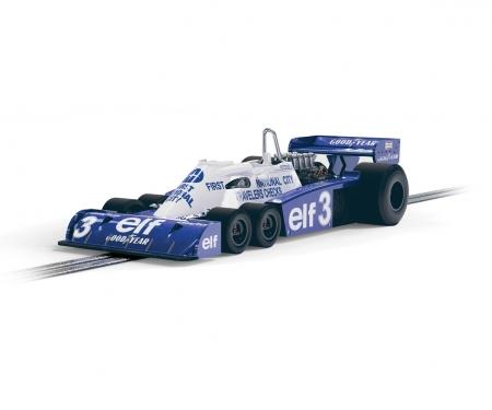 carson 1:32 Tyrrell P34 - 1977 GP Belgien HD